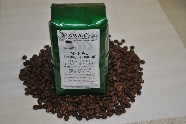 Nepal Everest Supreme coffee