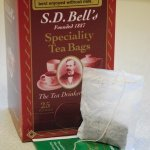 China Green String, Tag & Envelope Tea Bags