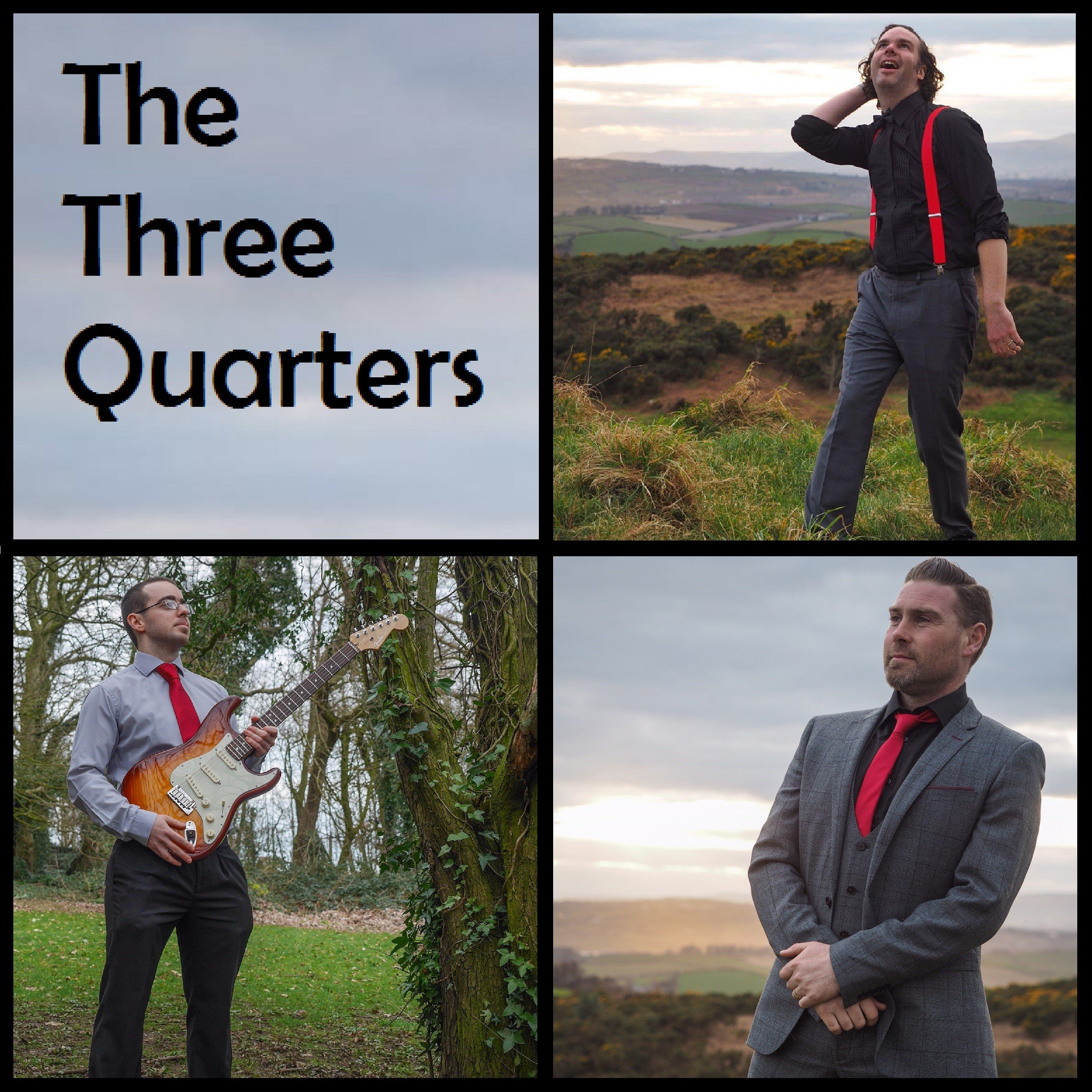 Java Jive Jazz Brunch - The Three Quarters