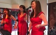 EVENING INFUSION - Swing Gals Christmas Special **FULLY BOOKED**